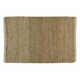 Koberec z juty, přírodní, 60x90cm - (AX16031)
