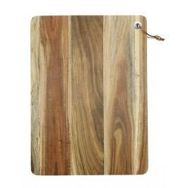 KERSTEN - Prkénko dřevěné, akácie, přírodní  40,3x29,7x1,5cm - (LEV-6848)
