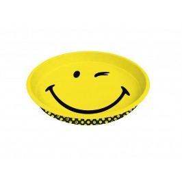 ZAK! designs - Smiley kulatý podnos O 33 x 4 cm, plech (6727-003)