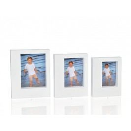 Fotorámeček bílý 10x15cm - (AX14220)