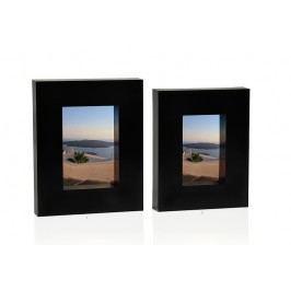Fotorámeček černý  13x18cm - (AX14233)