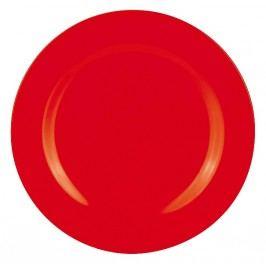 ZAK! designs - Talíř, BBQ, melamin, červený, O 28cm - (0078-1578)