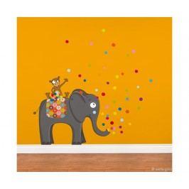 Série-Golo Samolepicí dekorace - Je tu párty