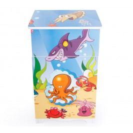 Homestyle4U Dětská komoda Oceán