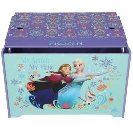 JNH Dětská truhla Frozen - barevná