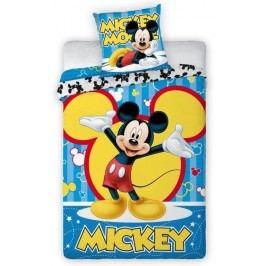 Faro Dětské oboustranné povlečení Mickey Mouse, 140x200 cm - barevné