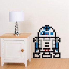 Puzzlove Dekorativní samolepící puzzle R2D2
