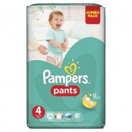Pampers Pants plenkové kalhotky 4 Maxi (9-14 kg), 52 ks
