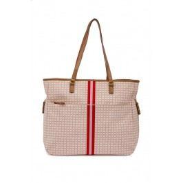 Pink Lining Přebalovací taška HENRIETTA TOTE, love