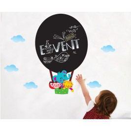 Ambiance Dekorační samolepky - horkovzdušný balón