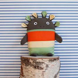 Bartex Design Pyžamožrout, velký - oranžovo-zelený