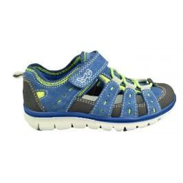 Primigi Chlapecké sandály s kontrastními prvky - modré