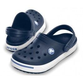 Crocs Dětské sandály Crocband II - tmavě modré