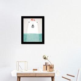 Walplus Obraz na plátně - Hroch