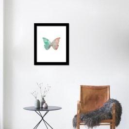 Walplus Obraz na plátně - Motýl
