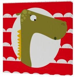 Baleno Nástěnný obraz Dragon - drak, 27x27 cm