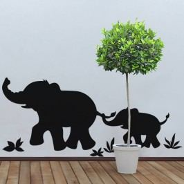 Fanastick Nástěnná samolepka Sloni