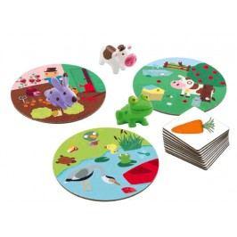 Djeco Vzdělávací hra Malá asociace