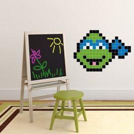 Puzzlove Dekorativní samolepící puzzle Želvy Ninja - Leonardo