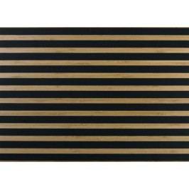 Bambusové prostírání ASA Selection 33x46 cm - černo/hnědé