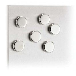 Blomus Set 6 kusů magnetů Muro, 2,5 cm
