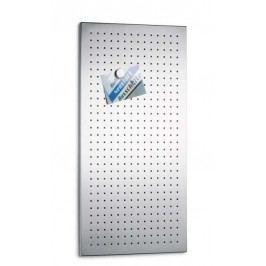 Blomus Magnetická tabule děrovaná Muro, 40x80 cm