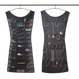 Závěsný organizér na šperky Umbra Little dress - černý