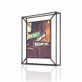 Rámeček na fotografii 20x25 cm Umbra Matrix - černý