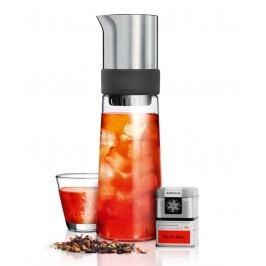 Karafa na výrobu ledového čaje 0,8 l Blomus TEA-JAY se sypaným čajem