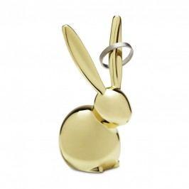 Stojánek na prstýnky Umbra Zoola Bunny - zlatý