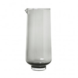 Karafa na vodu 1,1 l Blomus FLOW - kouřová