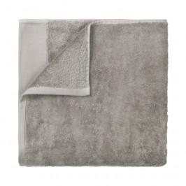 Bavlněný ručník 70x140 cm Blomus RIVA - šedý