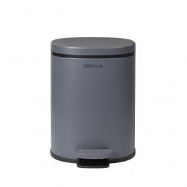Odpadkový koš 5 l Blomus PARA - tmavě šedý