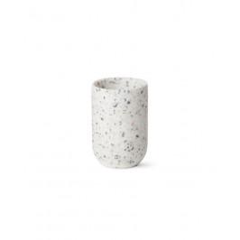 Kelímek na zubní kartáček Umbra JUNIP - šedý/multi