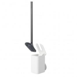 WC kartáč Umbra FLEX SURE-LOCK - bílý