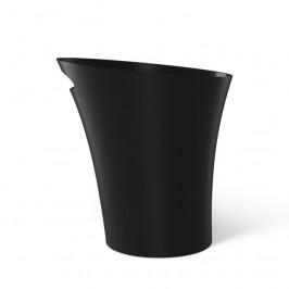 Odpadkový koš 7,5 l Umbra SKINNY - černý