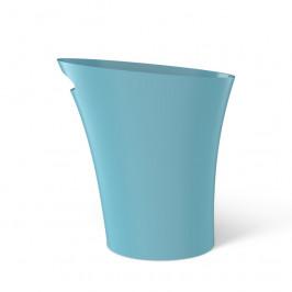 Odpadkový koš 7,5 l Umbra SKINNY - tyrkysový