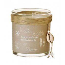 Vonná svíčka Lothantique LE SOLEIL, LE SABLE , 140 g