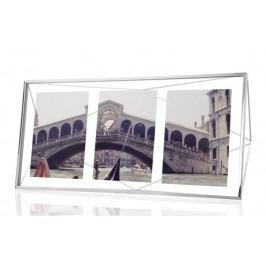 Rámeček na fotografie Umbra PRISMA MULTI - stříbrný