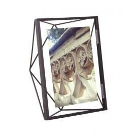 Rámeček na fotografii 13x18 cm Umbra PRISMA - černý