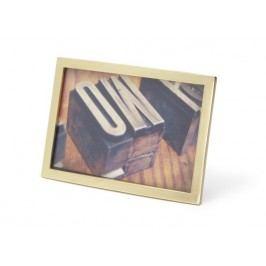 Fotorámeček 10x15 cm Umbra SENZA - zlatý