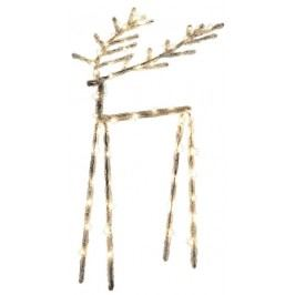 Svítící jelen STAR TRADING Ice Deer - velký