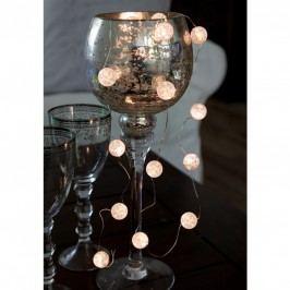 Světelný řetěz s LED osvetlením STAR TRADING Marble balls - kuličky