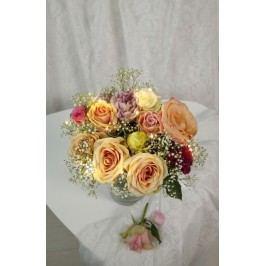 Světelná dekorace do květin STAR TRADING Flowers