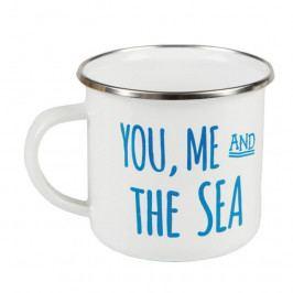Smaltovaný hrníček Sass & Belle YOU, ME & THE SEA