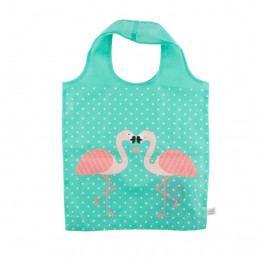 Skládací taška Sass & Belle Tropical Flamingo