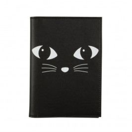 Pouzdro na doklady Sass & Belle Black Cat