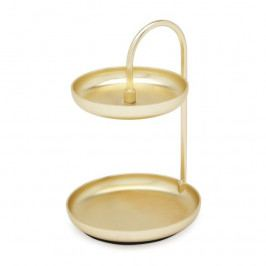 Šperkovnice 10 cm Umbra POISE - zlatá