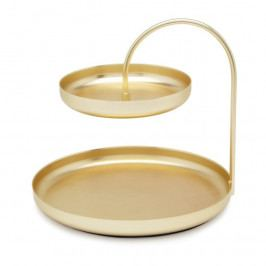 Šperkovnice 18 cm Umbra POISE- zlatá