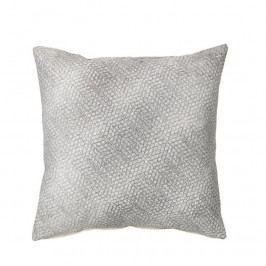 Povlak na polštář 50x50 cm Broste GABRIEL - šedý